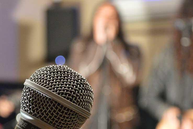 Stage Polyphonies - Chanson et microphone à Versailles