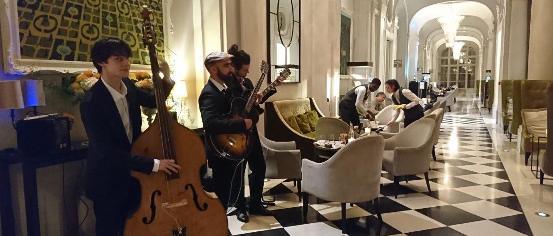 Jazz Time au Trianon Palace