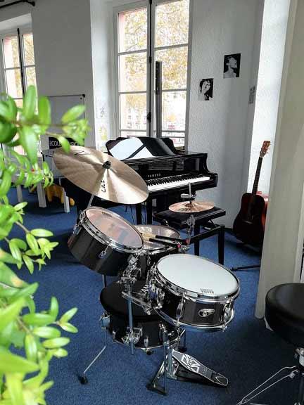 Ecole Musique Versailles - cours de musique